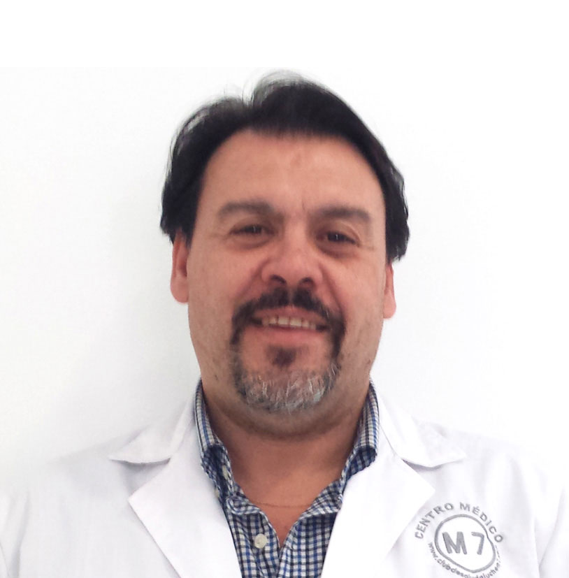 Doctor Mauricio Ortega Ortega